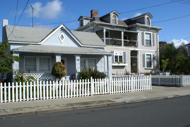 Casa Multifamiliar por un Venta en 36 & 38 N Claremont Street 36 & 38 N Claremont Street San Mateo, California 94401 Estados Unidos