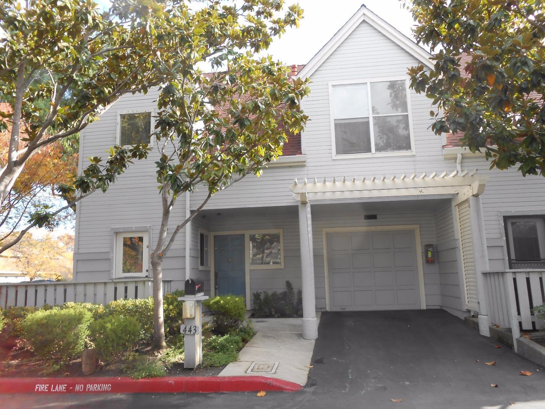 Таунхаус для того Продажа на 443 Rhone Court 443 Rhone Court Mountain View, Калифорния 94043 Соединенные Штаты