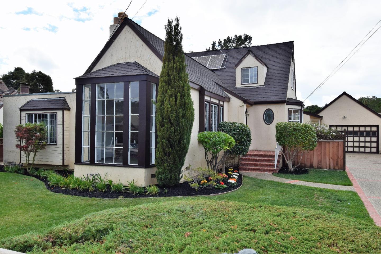 Single Family Home for Sale at 904 Avon Street 904 Avon Street Belmont, California 94002 United States