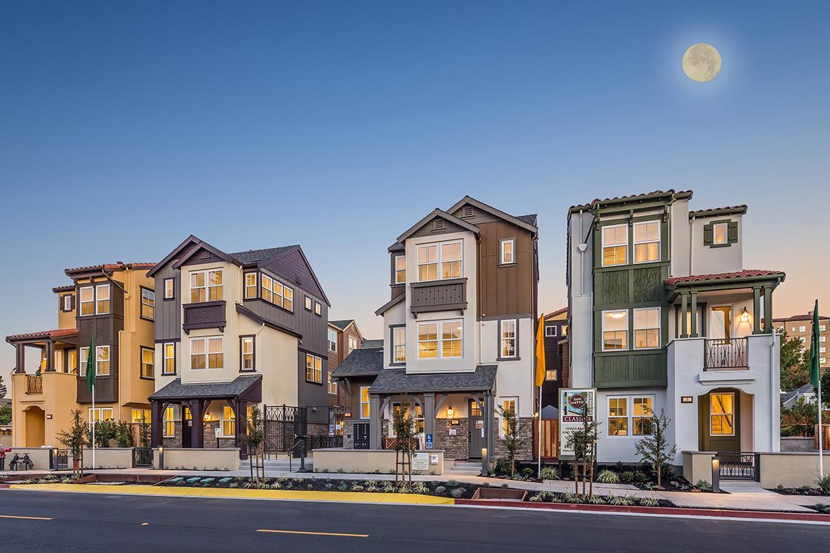 Appartement en copropriété pour l Vente à 138 Tilton Avenue 138 Tilton Avenue San Mateo, Californie 94401 États-Unis