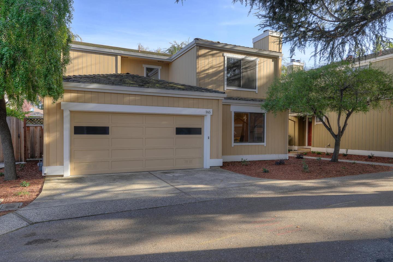Таунхаус для того Продажа на 165 Gladys Avenue 165 Gladys Avenue Mountain View, Калифорния 94043 Соединенные Штаты