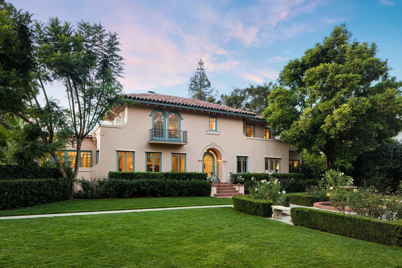 Single Family Home for Sale at 215 Coleridge Avenue 215 Coleridge Avenue Palo Alto, California 94301 United States
