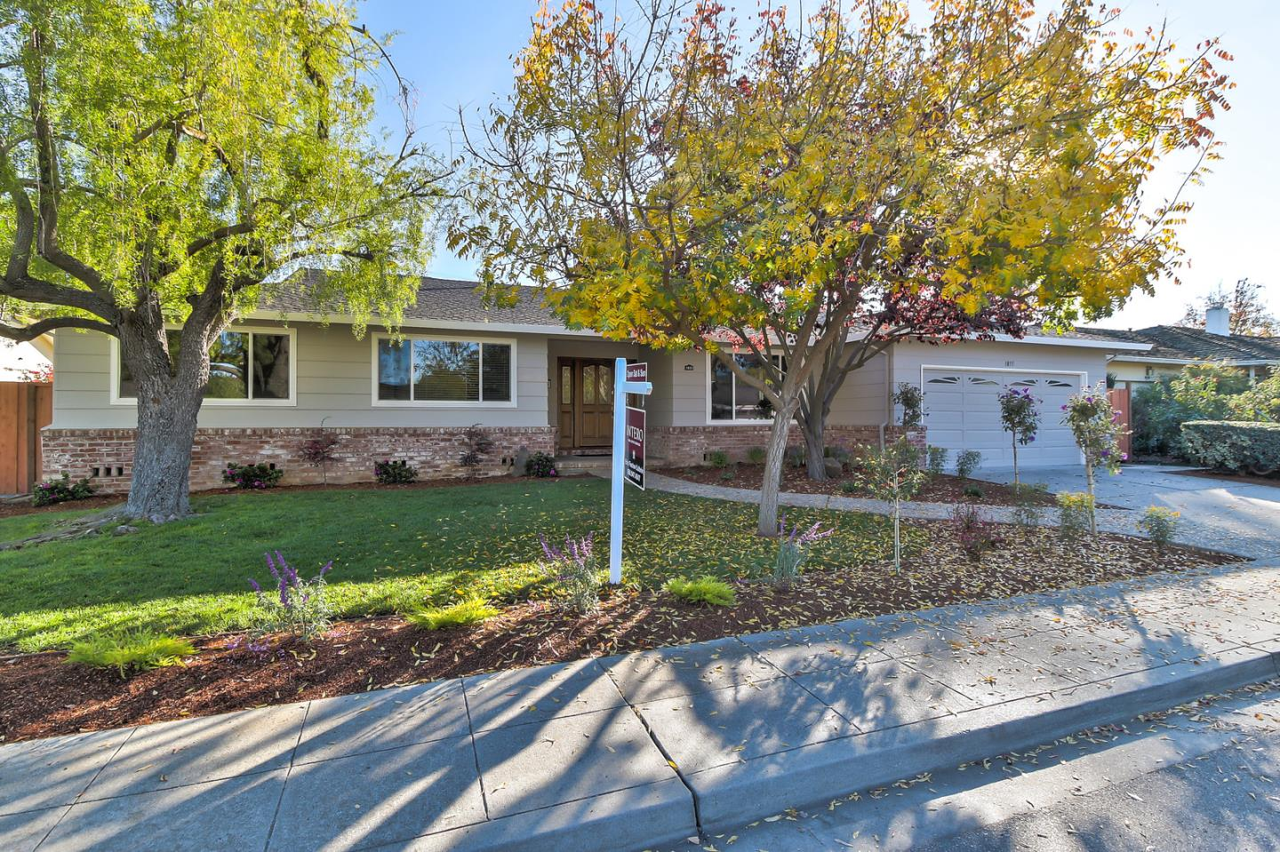 Single Family Home for Sale at 1855 Fordham Way 1855 Fordham Way Mountain View, California 94040 United States
