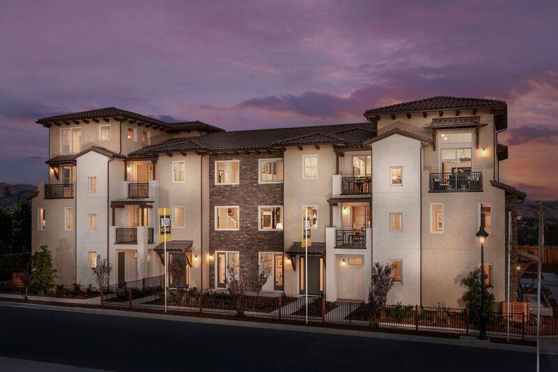 Condominio por un Venta en 186 William Manly Street 186 William Manly Street San Jose, California 95136 Estados Unidos