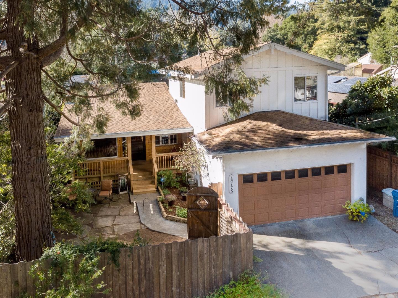 獨棟家庭住宅 為 出售 在 13175 Junction Avenue 13175 Junction Avenue Boulder Creek, 加利福尼亞州 95006 美國