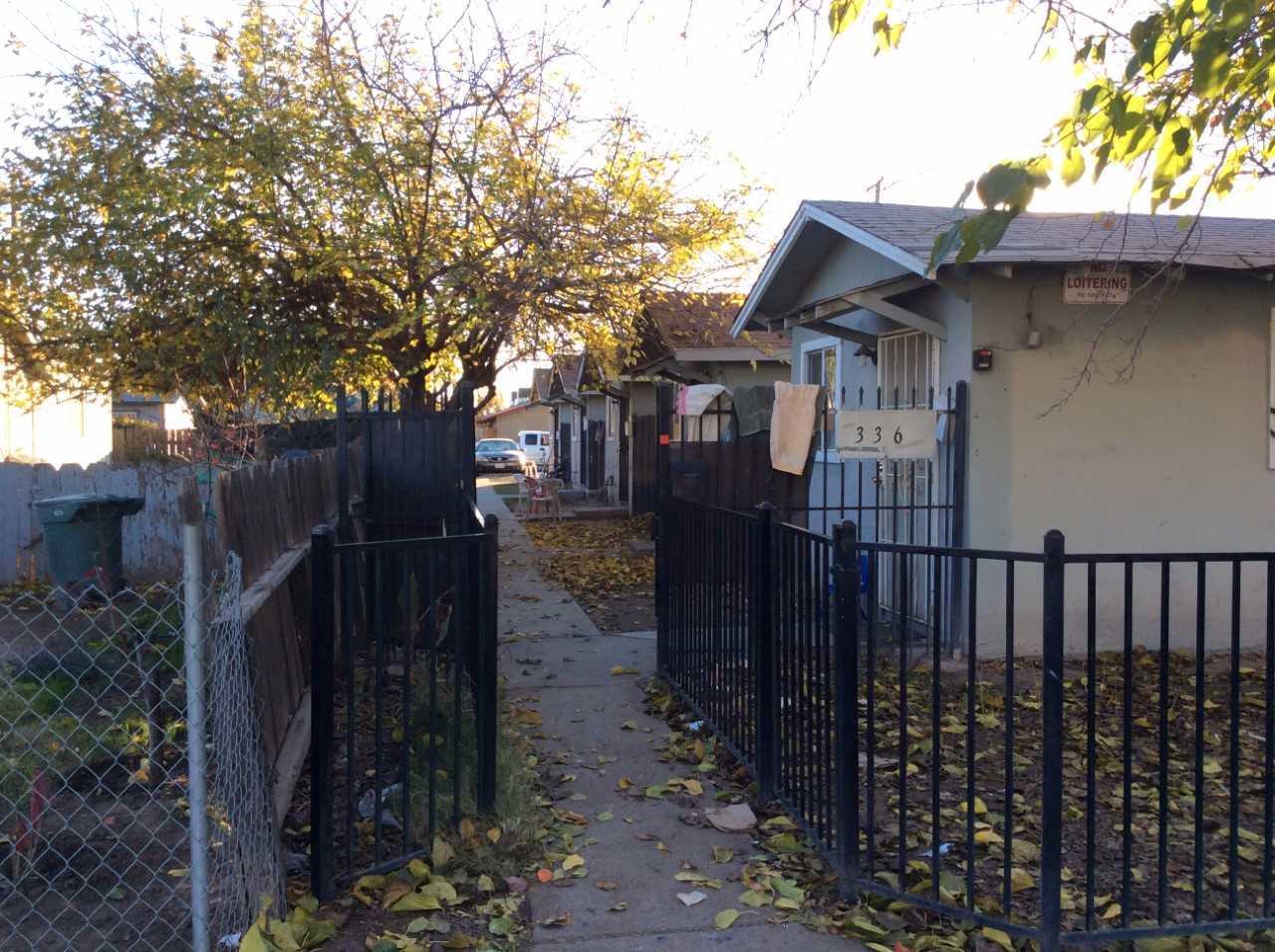 多戶家庭房屋 為 出售 在 336 W 12th Street 336 W 12th Street Merced, 加利福尼亞州 95341 美國