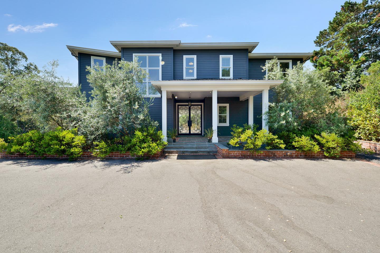 獨棟家庭住宅 為 出租 在 105 Bella Vista Drive 105 Bella Vista Drive Hillsborough, 加利福尼亞州 94010 美國