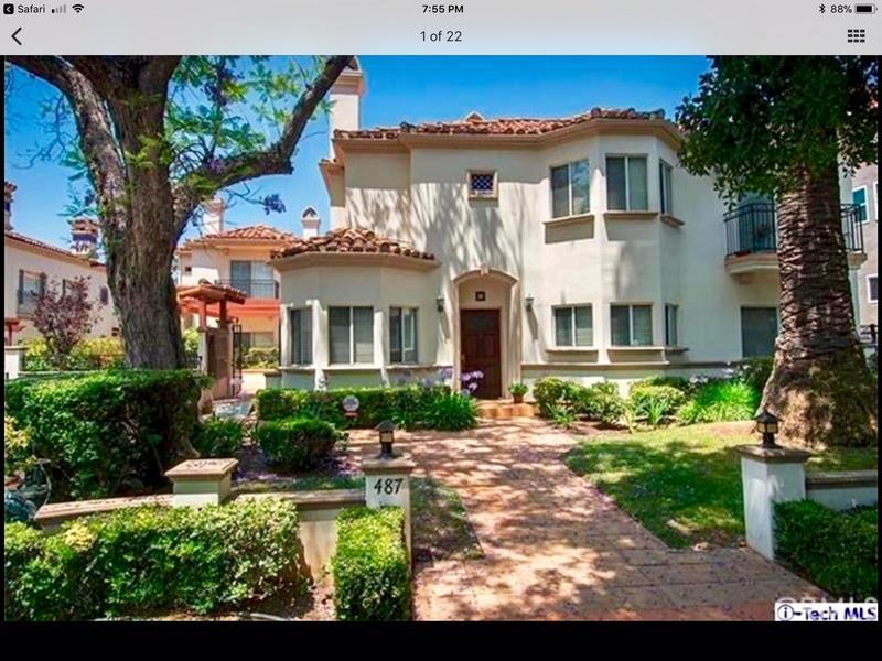 多棟聯建住宅 為 出售 在 487 S Euclid Avenue 487 S Euclid Avenue Pasadena, 加利福尼亞州 91101 美國