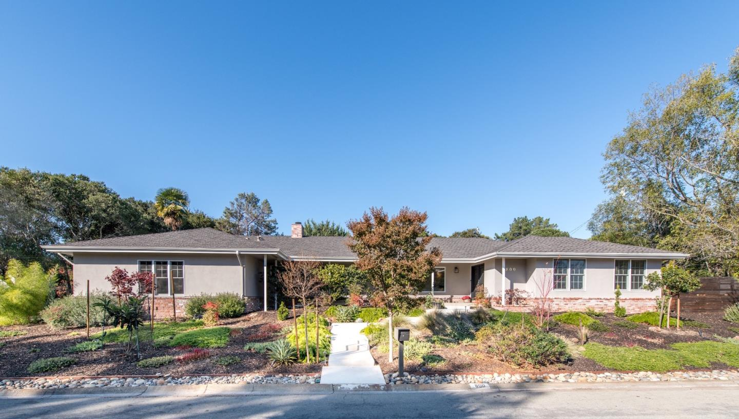 Single Family Home for Sale at 800 MIRAMAR Terrace 800 MIRAMAR Terrace Belmont, California 94002 United States