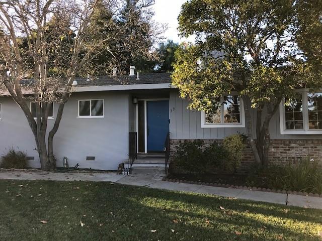 Частный односемейный дом для того Аренда на 39 Shaw Court 39 Shaw Court Redwood City, Калифорния 94061 Соединенные Штаты