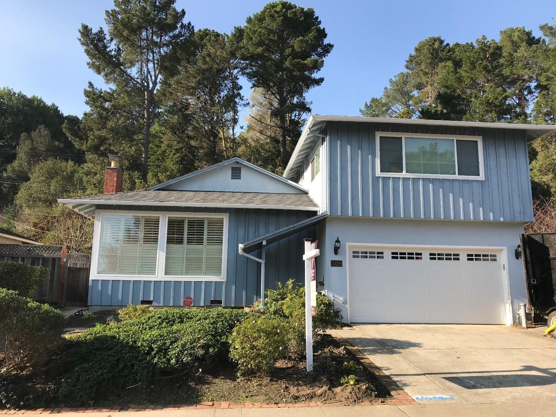 Einfamilienhaus für Verkauf beim 2439 Whitman Way 2439 Whitman Way San Bruno, Kalifornien 94066 Vereinigte Staaten