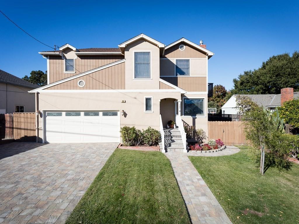 Casa Unifamiliar por un Venta en 468 Helen Drive 468 Helen Drive Millbrae, California 94030 Estados Unidos