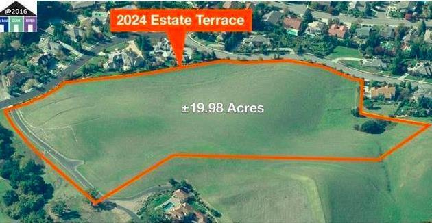 Terrain pour l Vente à 2024 Estates Terrace 2024 Estates Terrace Fremont, Californie 94539 États-Unis