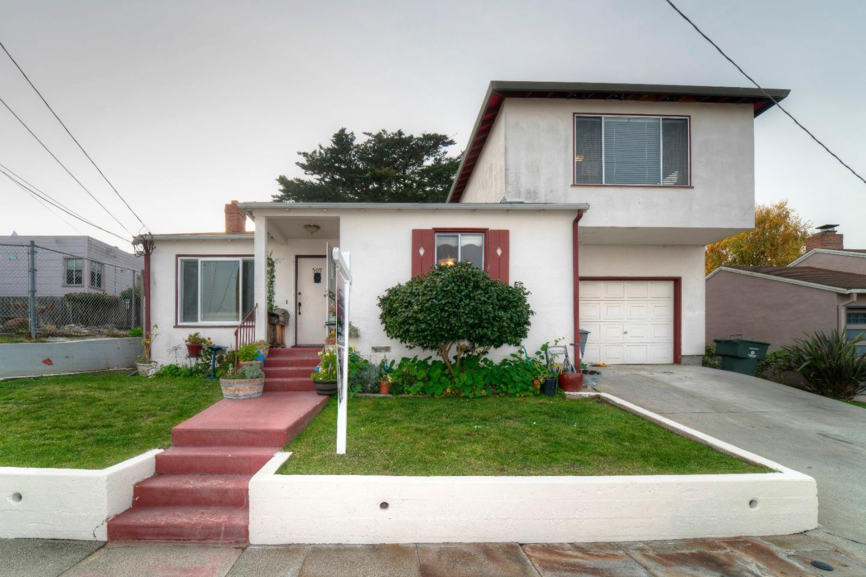 Single Family Home for Sale at 509 W Oak Avenue 509 W Oak Avenue San Bruno, California 94066 United States