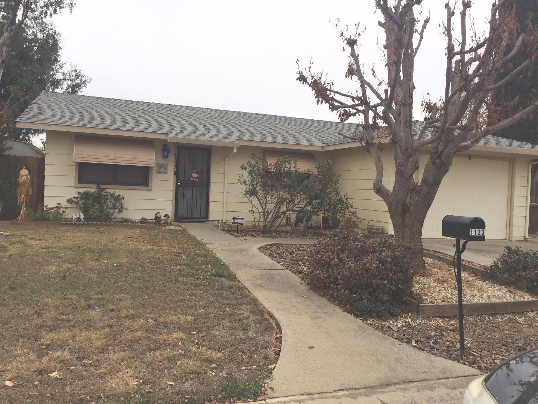 واحد منزل الأسرة للـ Sale في 1123 Tudor Street 1123 Tudor Street Galt, California 95632 United States