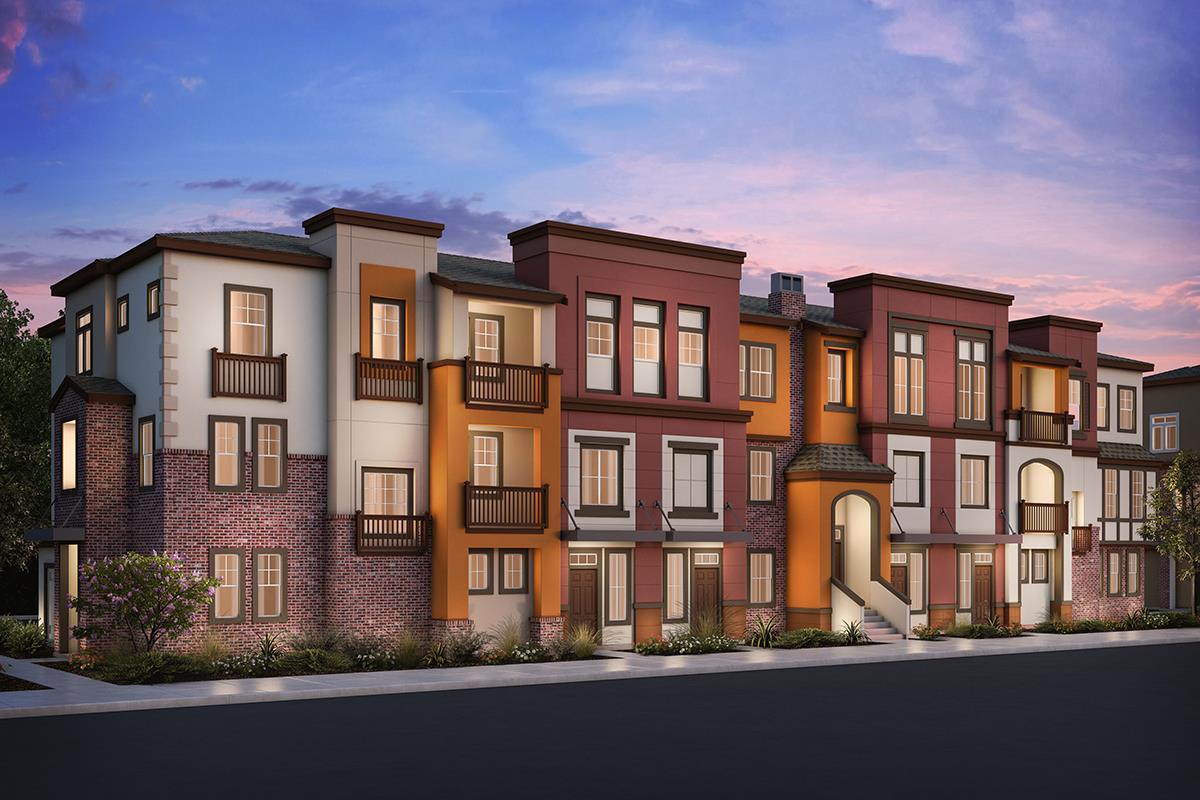 Condominium for Sale at 1026 Abruzzo 1026 Abruzzo San Jose, California 95131 United States
