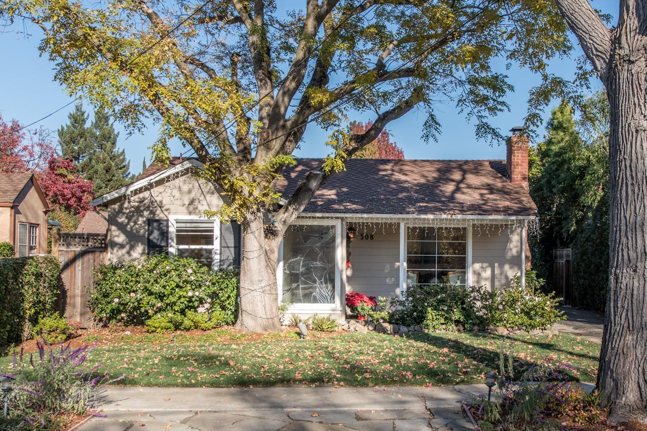 Casa Unifamiliar por un Venta en 308 Princeton Road 308 Princeton Road Menlo Park, California 94025 Estados Unidos