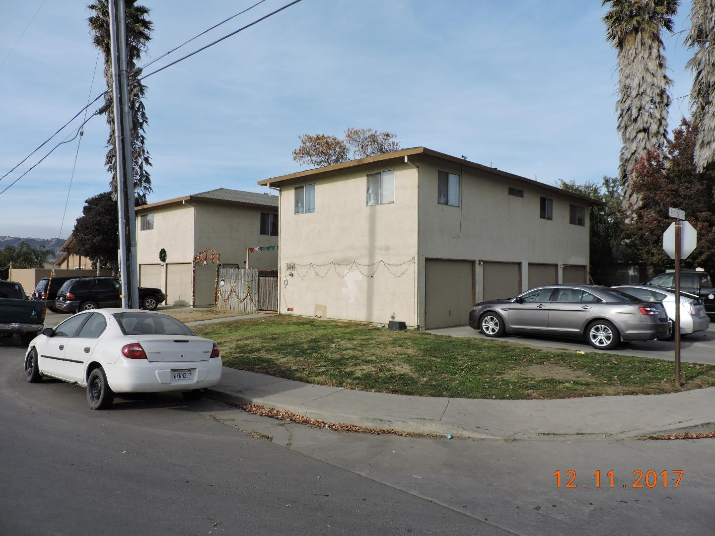 Multi-Family Home for Sale at 601 Bishop Street 601 Bishop Street King City, California 93930 United States