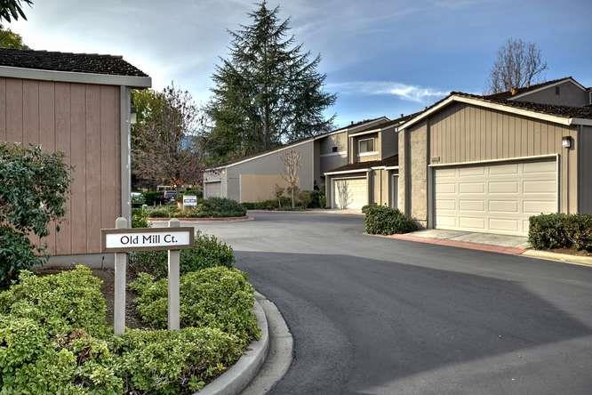 تاون هاوس للـ Sale في 6603 Old Mill Court 6603 Old Mill Court San Jose, California 95120 United States
