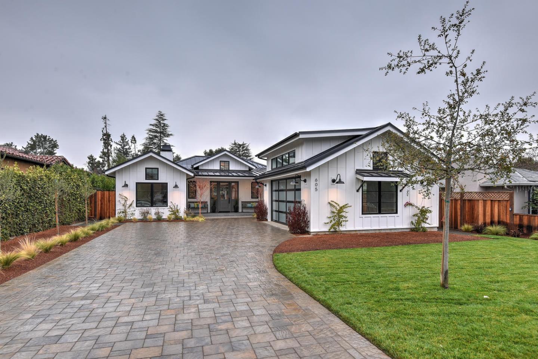 Single Family Home for Sale at 605 Rosita Avenue 605 Rosita Avenue Los Altos, California 94024 United States