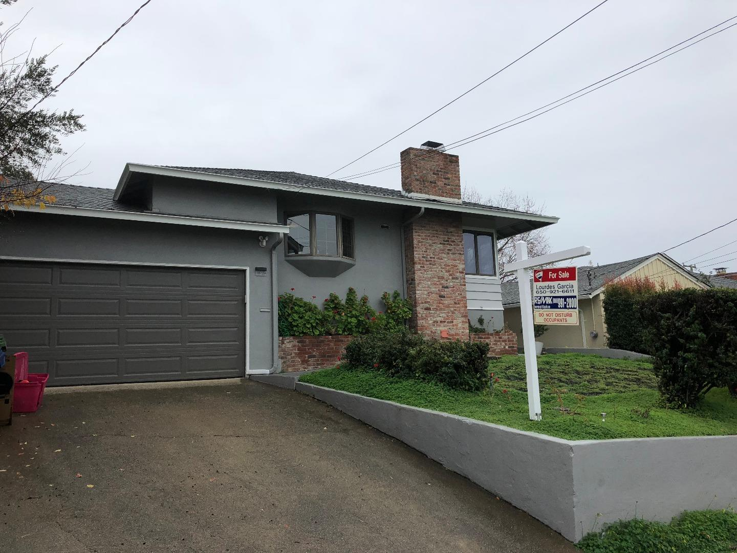 Single Family Home for Sale at 18124 Judy Street 18124 Judy Street Castro Valley, California 94546 United States