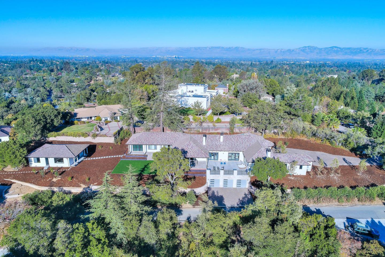 Single Family Home for Sale at 18335 Lexington Drive 18335 Lexington Drive Monte Sereno, California 95030 United States