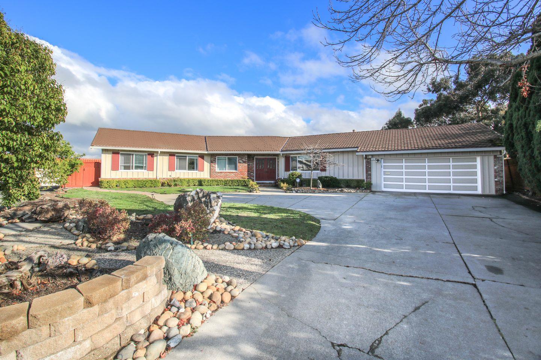 Casa Unifamiliar por un Venta en 2701 Mariposa Drive 2701 Mariposa Drive Burlingame, California 94010 Estados Unidos