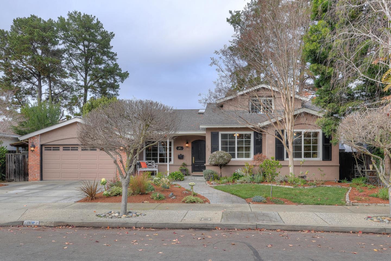 Single Family Home for Sale at 827 Elmira Drive 827 Elmira Drive Sunnyvale, California 94087 United States