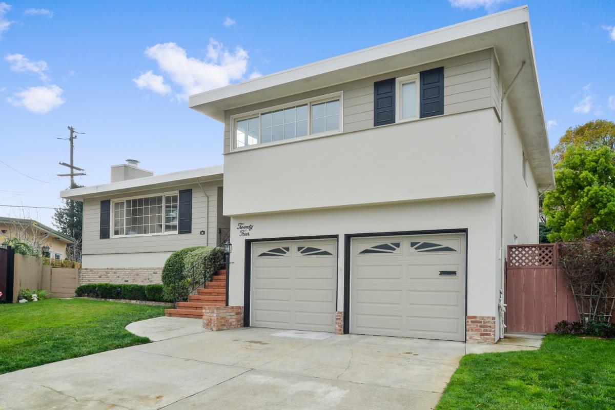 Частный односемейный дом для того Продажа на 24 Carlsbad Court 24 Carlsbad Court South San Francisco, Калифорния 94080 Соединенные Штаты