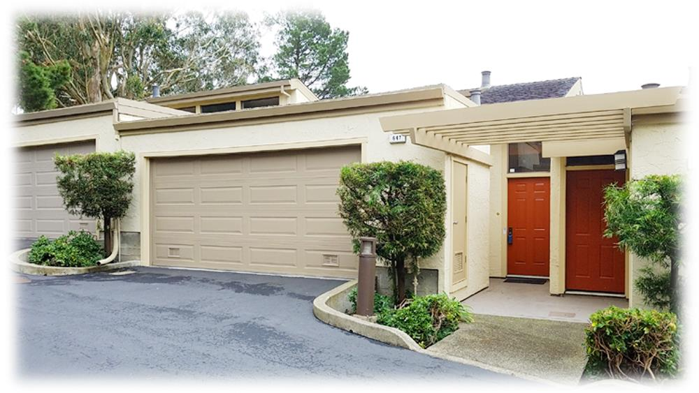 تاون هاوس للـ Sale في 647 Stonegate Drive 647 Stonegate Drive South San Francisco, California 94080 United States