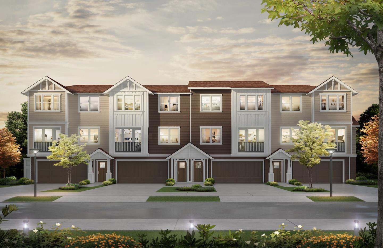 Appartement en copropriété pour l Vente à 28 Tidal Way 28 Tidal Way San Mateo, Californie 94401 États-Unis