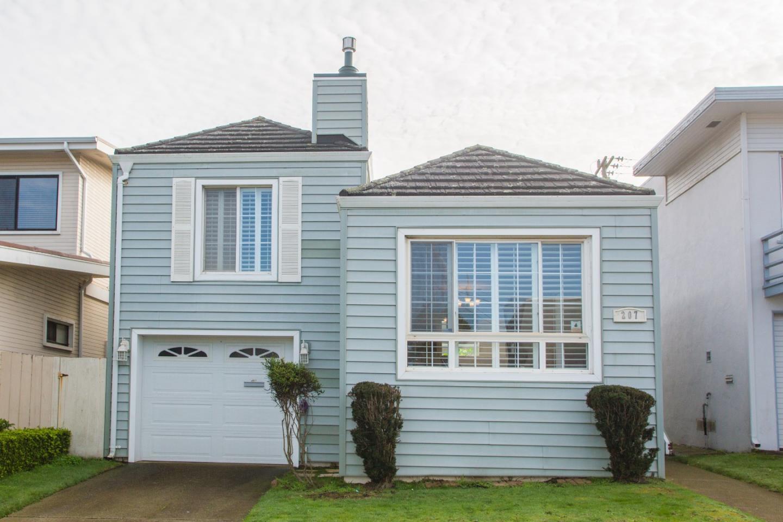 Частный односемейный дом для того Аренда на 207 Glenwood Avenue 207 Glenwood Avenue Daly City, Калифорния 94015 Соединенные Штаты