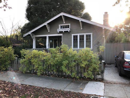獨棟家庭住宅 為 出租 在 1236 Cowper Street 1236 Cowper Street Palo Alto, 加利福尼亞州 94301 美國