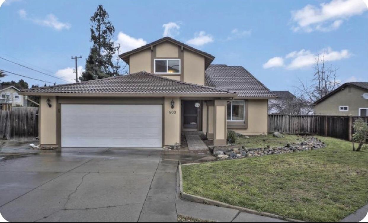Single Family Home for Rent at 803 Ulmeca Place 803 Ulmeca Place Fremont, California 94539 United States