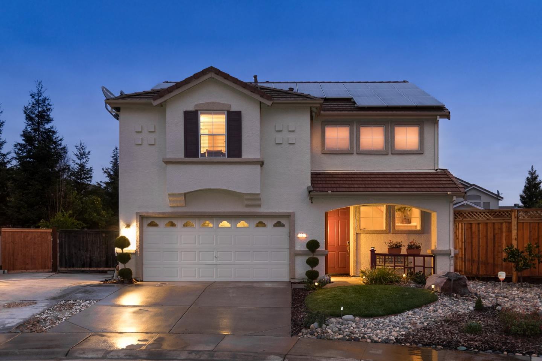 一戸建て のために 売買 アット 70 Goose Haven Court 70 Goose Haven Court Sacramento, カリフォルニア 95834 アメリカ合衆国