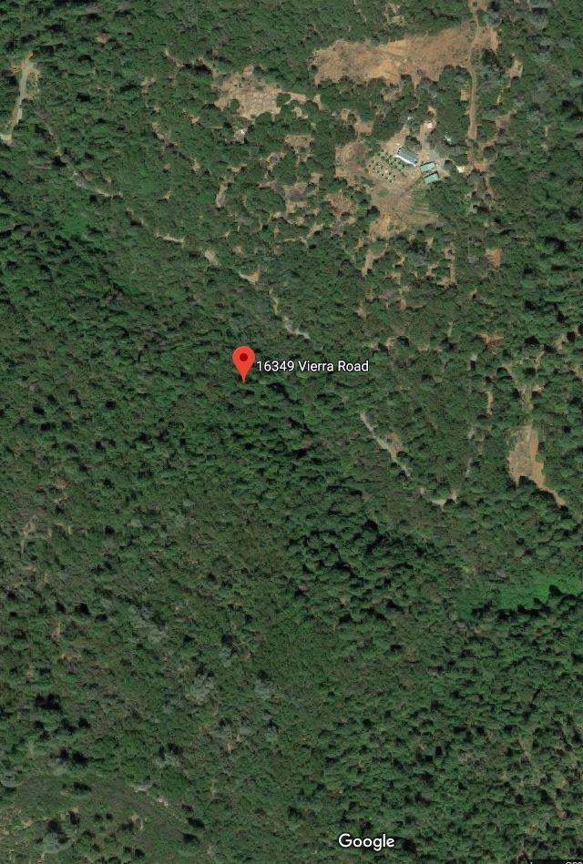 土地 のために 売買 アット 16349 Vierra Road 16349 Vierra Road Rackerby, カリフォルニア 95972 アメリカ合衆国