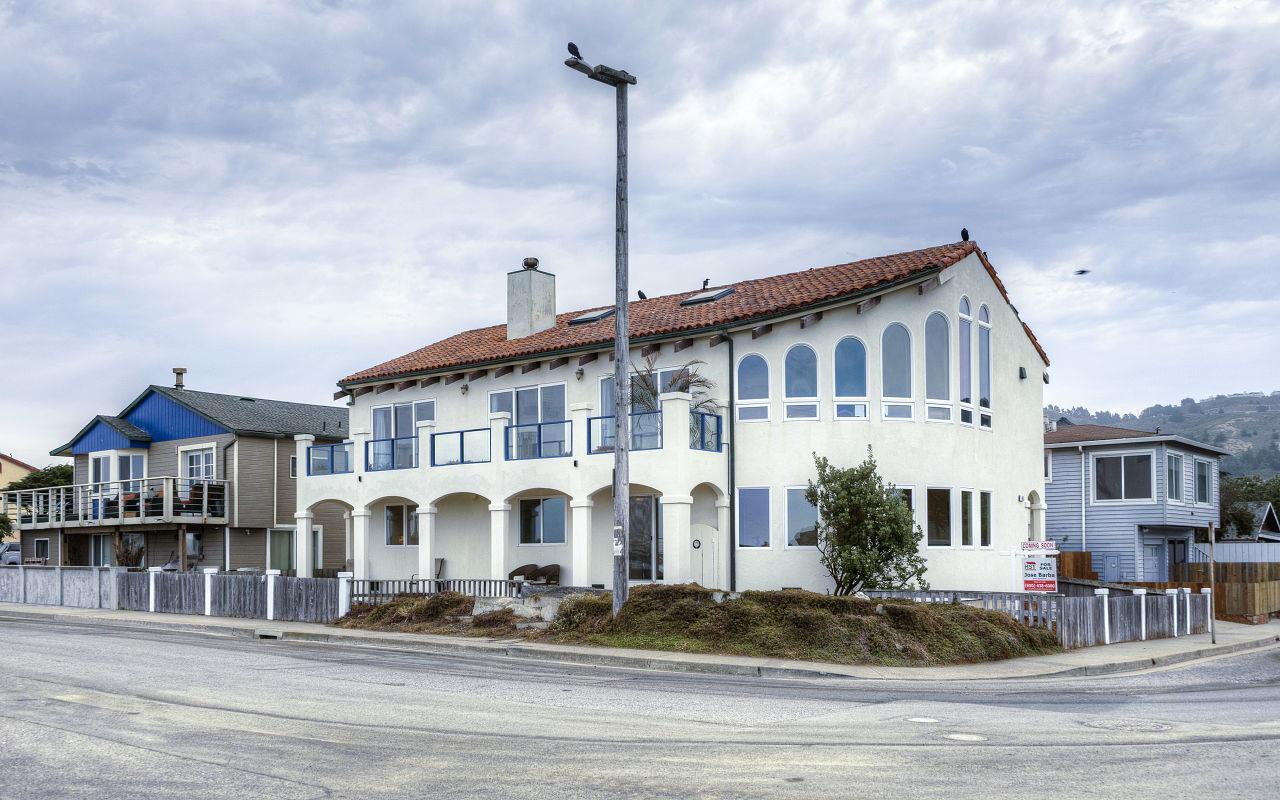 獨棟家庭住宅 為 出租 在 45 Clarendon Road 45 Clarendon Road Pacifica, 加利福尼亞州 94044 美國