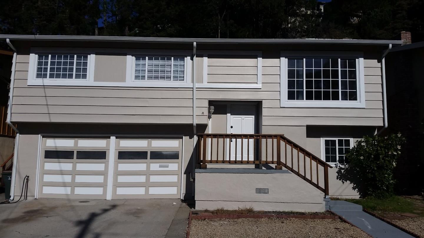 Single Family Home for Rent at 1248 Alicante Drive 1248 Alicante Drive Pacifica, California 94044 United States