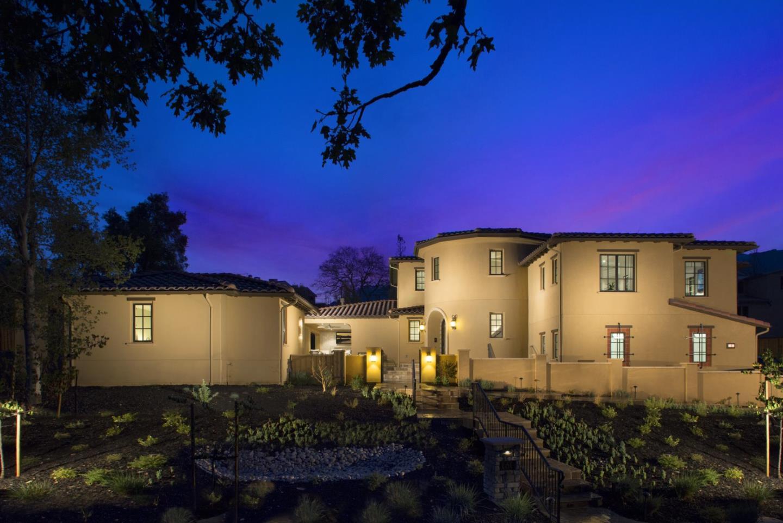 Maison unifamiliale pour l Vente à 160 Prospect Avenue 160 Prospect Avenue Los Gatos, Californie 95030 États-Unis