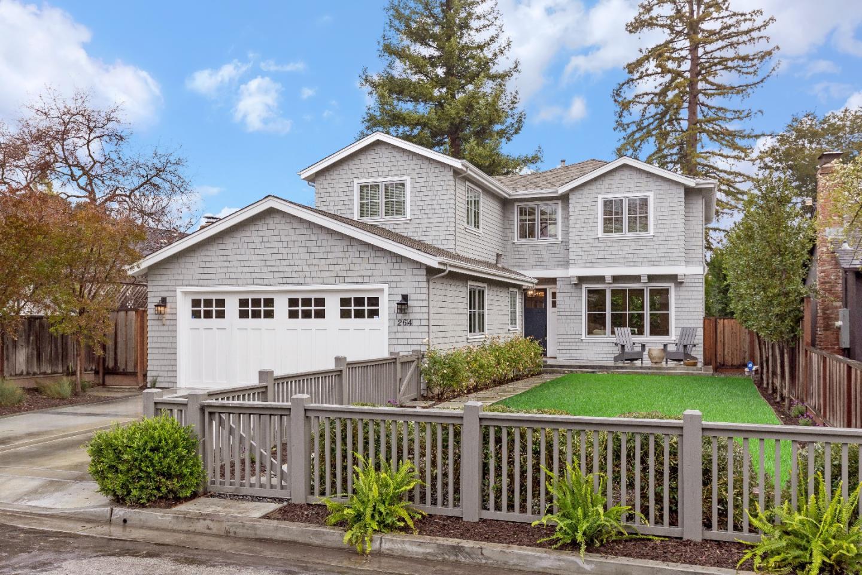 Single Family Home for Sale at 264 Leland Avenue 264 Leland Avenue Menlo Park, California 94025 United States
