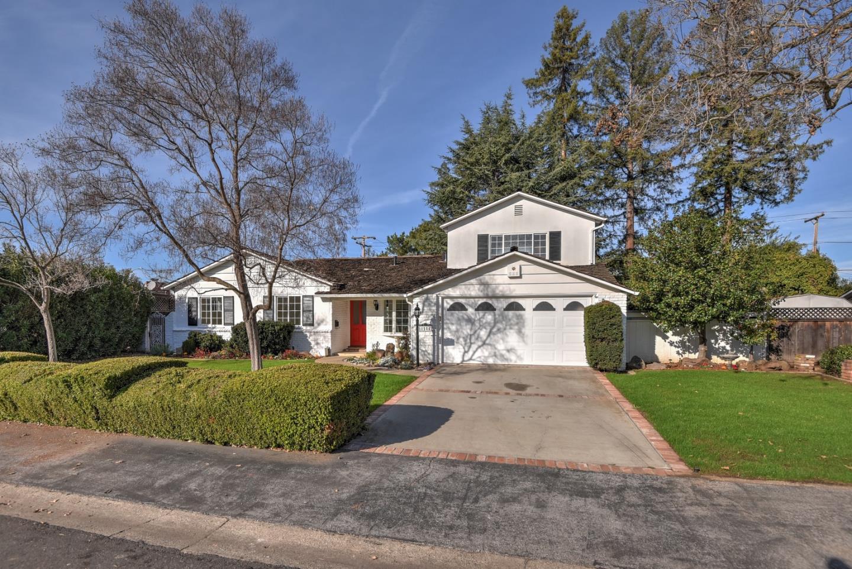 一戸建て のために 売買 アット 1184 Barbara Avenue 1184 Barbara Avenue Mountain View, カリフォルニア 94040 アメリカ合衆国