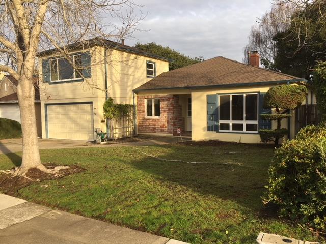 Einfamilienhaus für Mieten beim 2221 Davis Drive 2221 Davis Drive Burlingame, Kalifornien 94010 Vereinigte Staaten