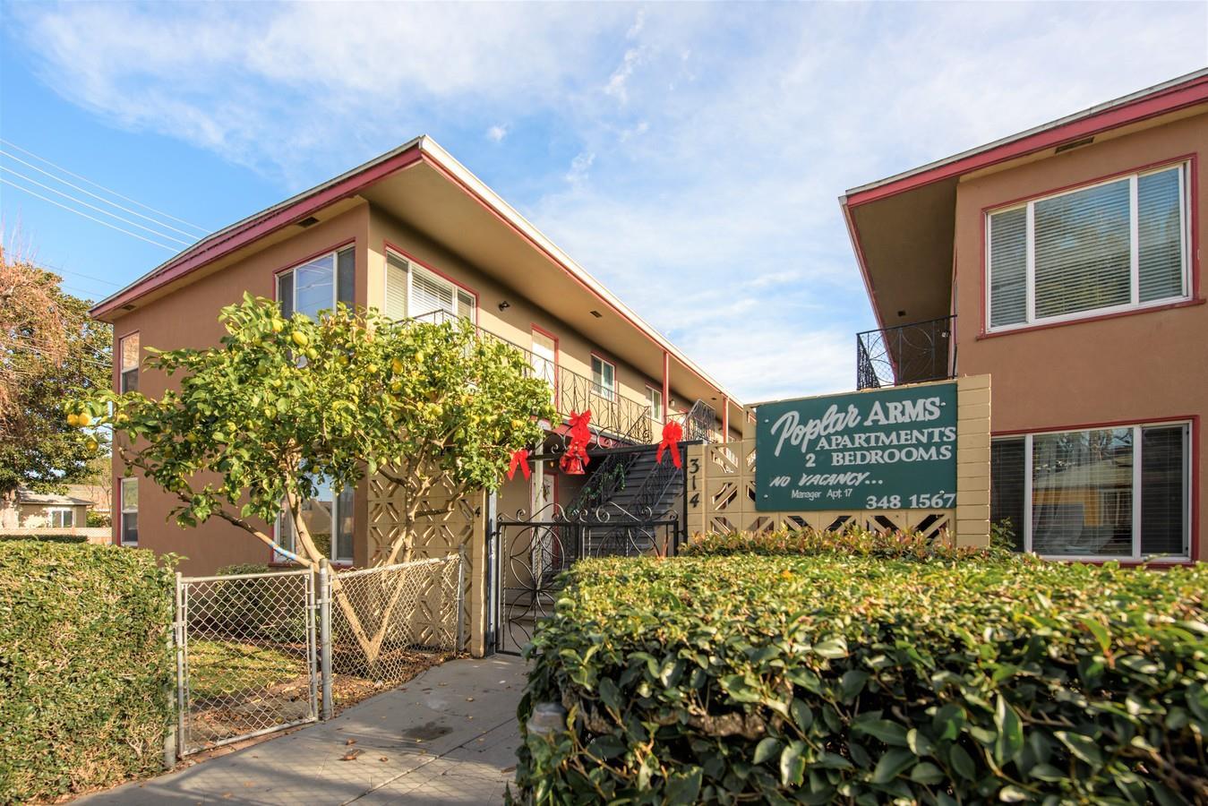 Casa Multifamiliar por un Venta en 314 E Poplar Avenue 314 E Poplar Avenue San Mateo, California 94401 Estados Unidos