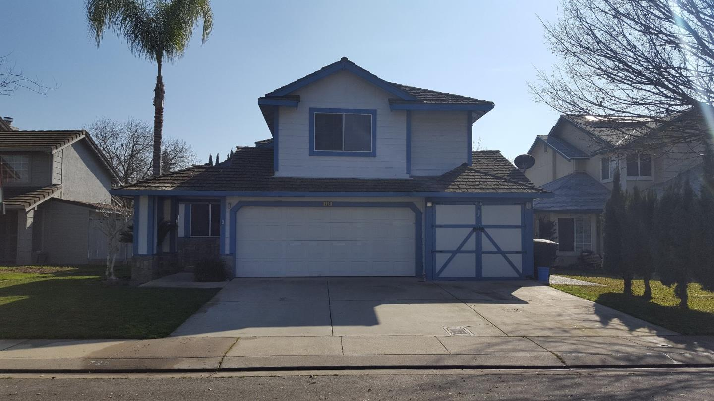 Single Family Home for Sale at 728 Spindale Drive 728 Spindale Drive Modesto, California 95357 United States