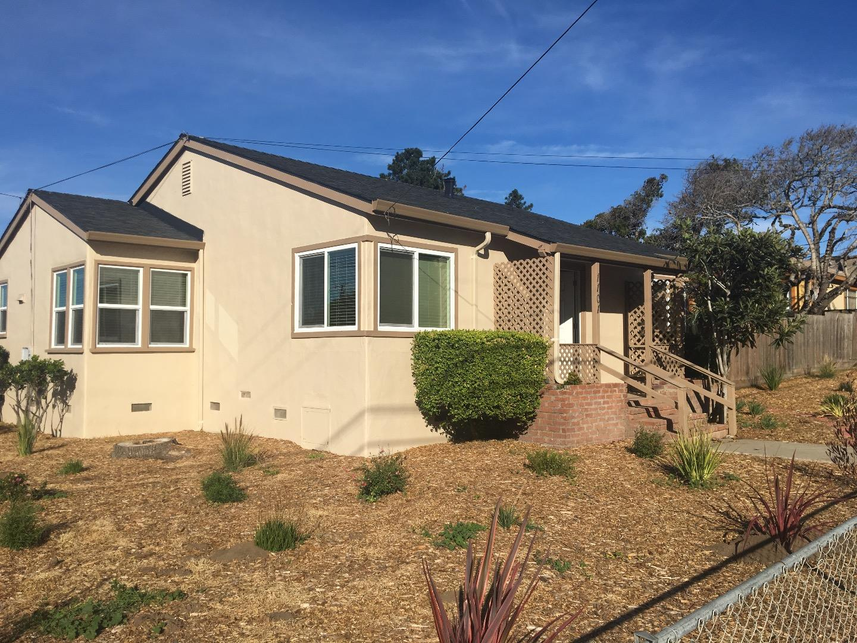 Single Family Home for Sale at 1101 Harcourt Avenue 1101 Harcourt Avenue Seaside, California 93955 United States