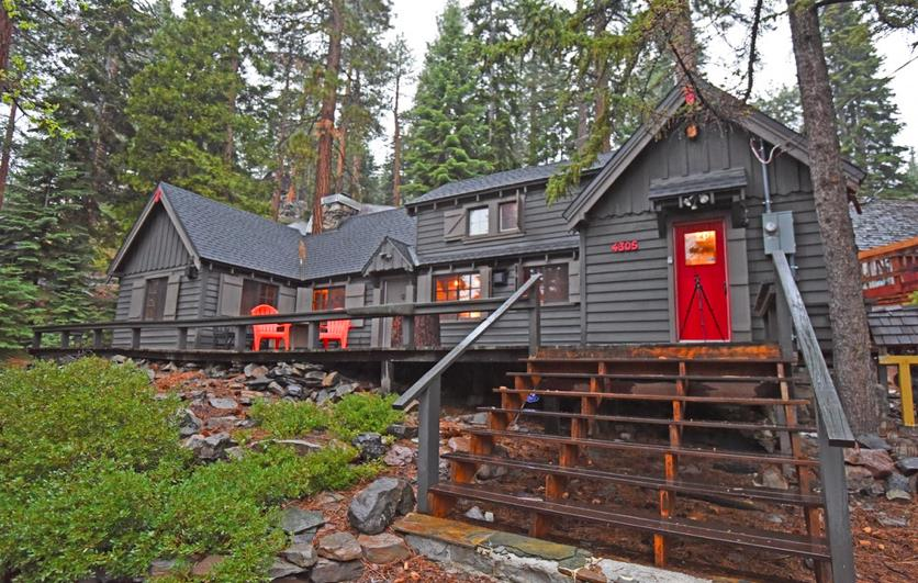 Single Family Home for Sale at 4305 N Lake Boulevard 4305 N Lake Boulevard Carnelian Bay, California 96140 United States