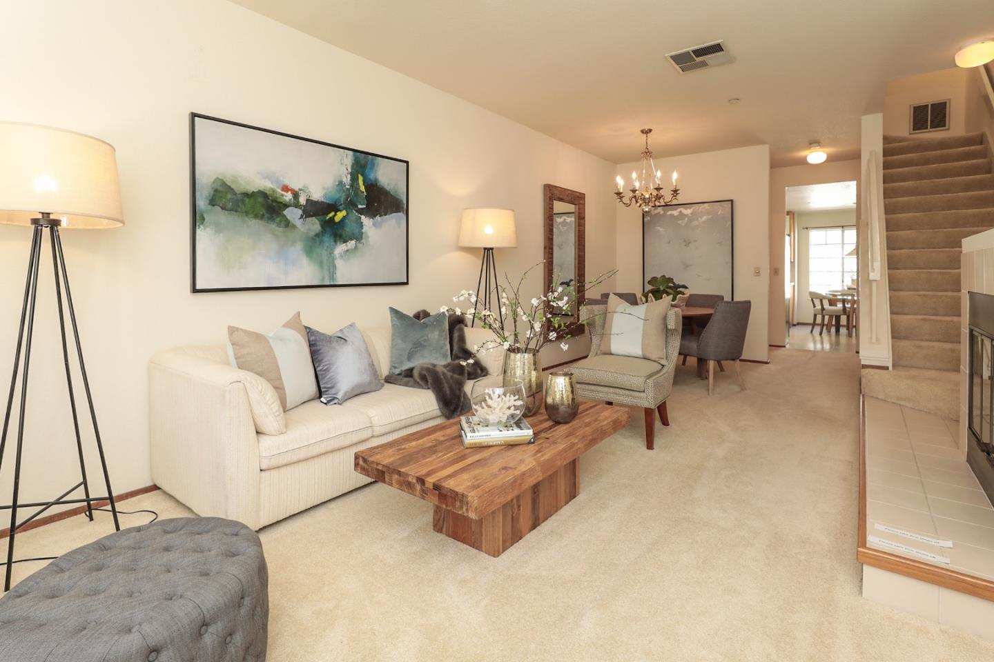 Townhouse for Sale at 975 Belmont Terrace 975 Belmont Terrace Sunnyvale, California 94086 United States
