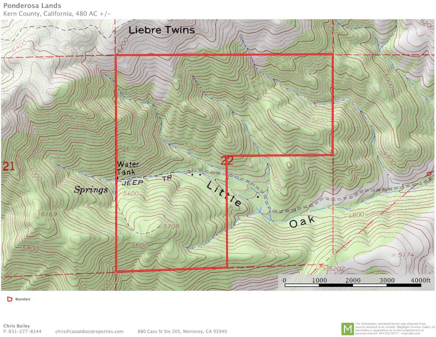 Земля для того Продажа на W Little Oak Canyon W Little Oak Canyon Lebec, Калифорния 93243 Соединенные Штаты