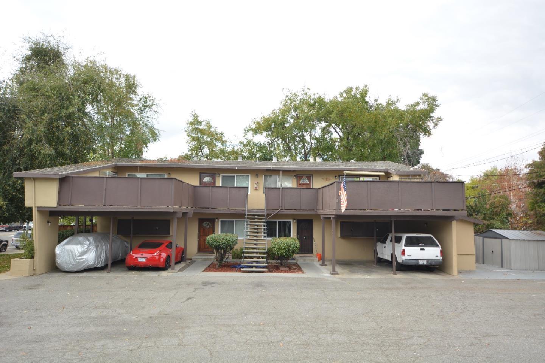 Многосемейный дом для того Продажа на 125-131 W Hamilton Avenue 125-131 W Hamilton Avenue Campbell, Калифорния 95008 Соединенные Штаты
