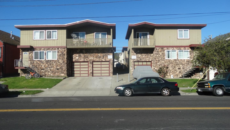 Casa Multifamiliar por un Venta en 542 Railroad Avenue 542 Railroad Avenue South San Francisco, California 94080 Estados Unidos